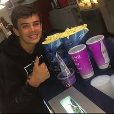 Imagine going tonthe movies with hayes