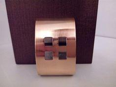 Serviettenhalter 24 Karat vergoldet.By Gold Custom