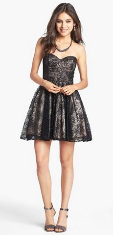 ba2c144618 http   shop.nordstrom.com sr keyword sequin fit and  flare origin keywordsearch contextualcategoryid  Semi Formal DressesDressy  ...