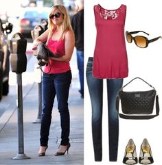 Star Style: Reese Witherspoon - TheStyleOfMyLife.net