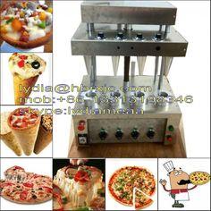 Pizza cone machine/cone pizza forming machine/PIZZA CONE MACHINE 4 cone maker $100~$1800
