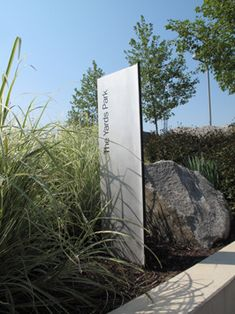 Russell Design | Selected Work : Environmental Graphic Design : The Yards Park