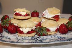 Mrs. McCarthy's Award-Winning Strawberry Scones