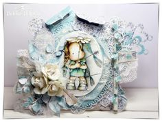 Debbie Dolphin: Guest DT Card For The Ribbon Girl Challenge