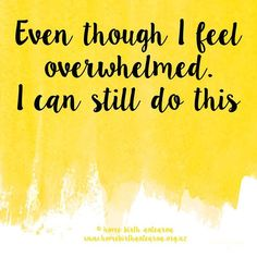 Birth affirmations for overcoming fear of childbirth.