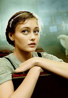 Ella Purnell – Photoshoot For Teen Vogue September 2016 Issue