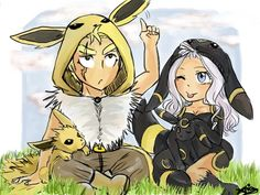 Miraxus Fairy Tail & Pokemon crossover