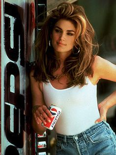 Cindy Crawford 1991 Pepsi Commercial