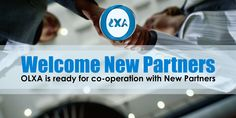 OLXA Team is ready for partnerships with business minders, business owners, companies, website owners, associations and Exchangers.  Contact us today at partners@OlxaCoin.com with partnership details and OLXA Team is ready for expansion.
