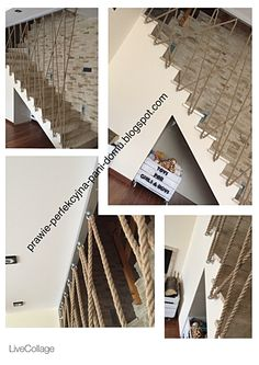 Balustrada inna niż wszystkie, incredible balustrade, do it yourself, DIY, designer prawie-perfekcyjna-pani-domu.blogspot.com