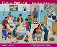Spanish teachers: check out this beginning Spanish lesson based on the book Cuadros de Familia & Family Pictures, a bilingual book by Carmen Lomas Garza. Spanish Teacher, Spanish Classroom, Teaching Spanish, Classroom Ideas, Sandra Cisneros, Ebook Amazon, Art Espagnole, Latino Art, Book Press