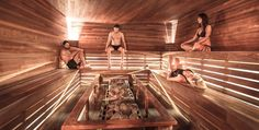 Nordic Day Spa, Thermal Baths, Massage & more | Scandinave Spa
