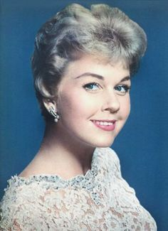 Doris Day--funny, talented, best friend to animals.