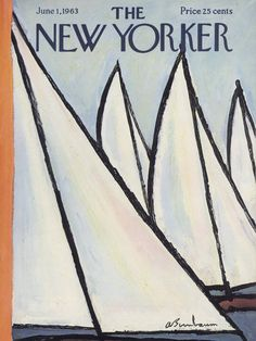 The New Yorker - Saturday, June 1, 1963 - Issue # 1998 - Vol. 39 - N° 15 - Cover by : Abe Bimbaum