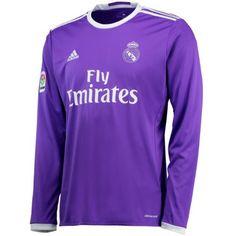 16,82 € Camiseta del Real Madrid Away 2017 Manga Larga