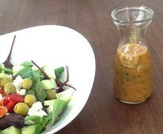 Rezept Tomatendressing von Hexen Küche - Rezept der Kategorie Vorspeisen/Salate