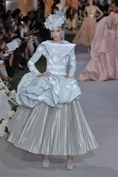 Christian Dior Autumn/Winter 2007 Couture Collection | British Vogue