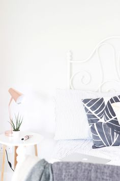 Styling A Bedroom Space #TheBeautyAddict