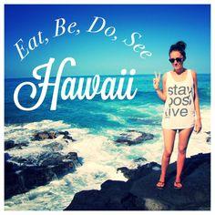 Hawaii on a shoestring @ Sixnie & Salt!