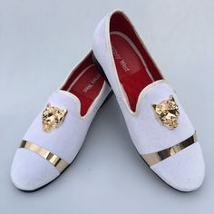 Handmade Mens Velvet Loafers Slippers with Gold Buckle Wedding Dress Shoes  New   99.00 End Date  Sunday Sep-9-2018 10 23 22 PDT Buy It Now… 76a4ea08abfc