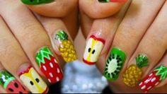 Food nail art, la voglia di cibo è sulla punta delle dita