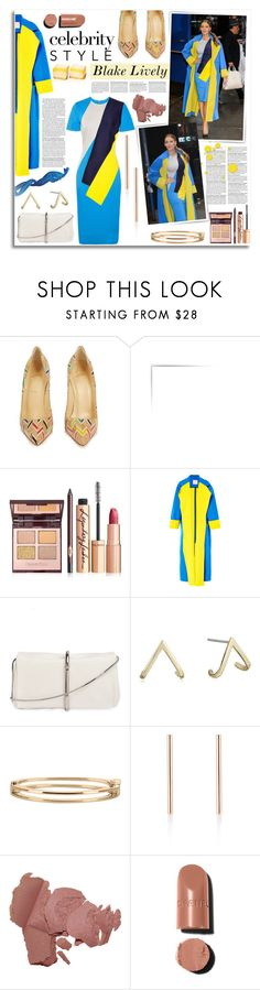 """Roksanda"" by kumi-chan ❤ liked on Polyvore featuring Christian Louboutin, Roksanda, 3.1 Phillip Lim, Vince Camuto, MIANSAI and Chanel"