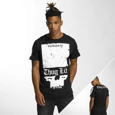 Thug Life   T-Shirt Blind in black  bb5097fedb1