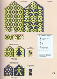 norwegian_handknits_99 (450x623, 147Kb) Mittens Pattern, Knit Mittens, Knitting Socks, Mitten Gloves, Knitting Needles, Hand Knitting, Designer Knitting Patterns, Knitting Designs, Knitting Projects