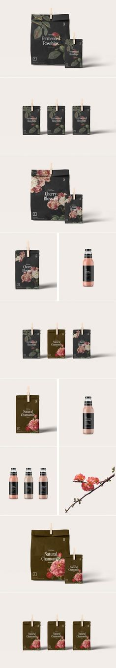 This Tea Packaging Embodies a Simple Sophistication — The Dieline | Packaging & Branding Design & Innovation News