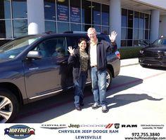 https://flic.kr/p/Ek5THK | #HappyBirthday to Paul & Anita from Mark Gill at Huffines Chrysler Jeep Dodge Ram Lewisville! | deliverymaxx.com/DealerReviews.aspx?DealerCode=XMLJ