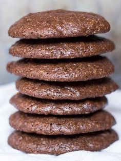 Dark Chocolate Quinoa Cookies. Taste too good to be true! http://www.ivillage.com/quinoa-cakes-cookies-desserts/3-a-561441