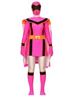 Pink Power Rangers Costume Pink Power Rangers 08f9c5d80