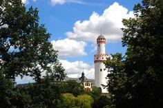 Schloss Bad Homburg in Bad Homburg vor der Höhe, Germany