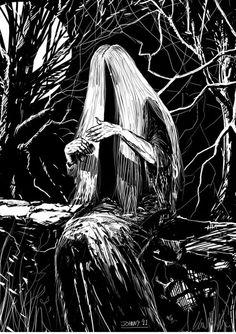 Banshee by JohnnyMc.deviantart.com on @deviantART