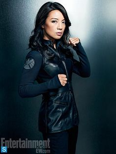 Agents of Shield - Cast Portraits (1)