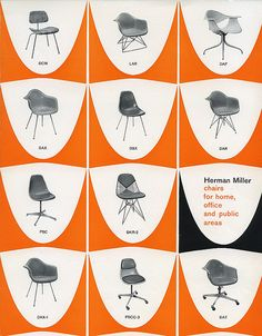 herman miller and eames
