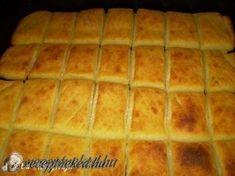 Krumpli rétes recept lara konyhájából - Receptneked.hu Hot Dog Buns, Hot Dogs, Bread, Baking, Food, Brot, Bakken, Essen, Meals