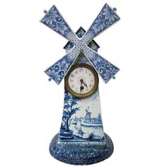 Clock... early 20th century