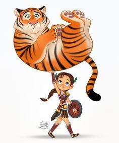 Consultez ce projet @Behance: « Character Design » https://www.behance.net/gallery/57915389/Character-Design
