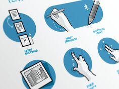 Fle Elelments designed by Carlos Rocafort IV for Evernote Design. Connect with them on Dribbble; App Design, Icon Design, User Story Mapping, User Flow Diagram, Ui Elements, User Interface Design, Character Drawing, Interactive Design, Graphic Design Inspiration