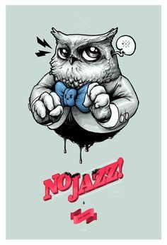 I love to singa by Ignacio Valicenti, via Behance