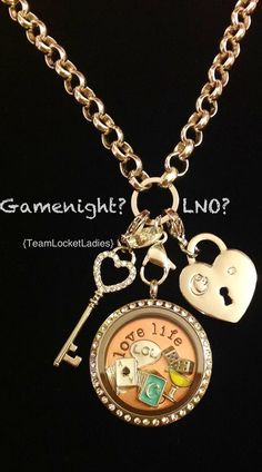 gamenight, LNO or bunco?  order your origami owl living locket from   #dice, #pave heart, cards