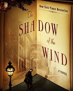"""Every book has a soul"" ♥♥ Cover of 'The Shadow of the Wind' by Carlos Ruiz Zafon  #theshadowofthewind #soul #writer  #carlosruizzafon #barcelona #spain #españa #catalunya #book #books #cemeteryofforgottenbooks #gothic #gothicquarter #mystery #mysterious #misterioso #beautiful #bookstagram #booklove #ilovebooks #bookworm #booklover #booknerd #bookaholic #bookaddict #like #adore  #read #readersofinstagram"