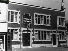 The Golden Tavern on Rochdale Road in Harpurhey in 1968