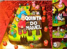 Quinta do Tio Manel :) 1º aniversário do sobrinho manuel