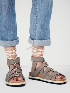 Free People All Points Sandal at Free People Clothing Boutique