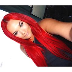 """Vicky loves her NEW BELLAMI TestRossa 220G 22"""" set! Ignite the fire D I V A in you today! Use code 'ilovebellami' to save on any range of 160G and above! http://www.bellamihair.com/pages/testarossa-by-bellami"""