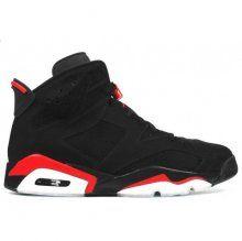 free shipping a994d e7d60 384664-061 Air Jordan 6 Retro Black Varsity Red 2010 A06009 Air Jordan Vi,