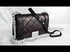 3D Handbag Cake Tutorial - Sample
