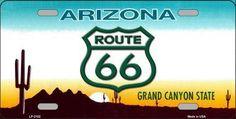 Route 66 Arizona Met